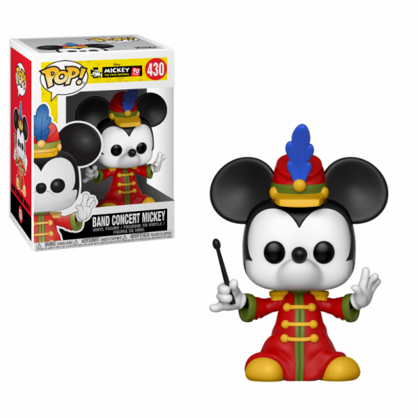 Funko POP! Disney - Mickey's 90th: Band Concert