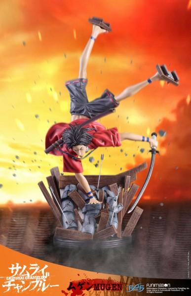 First 4 Figures - Samurai Champloo: Mugen (60 cm)