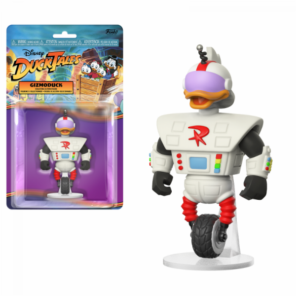 Funko Action Figure - Disney Afternoon: Gizmoduck
