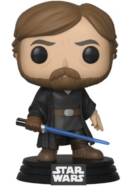 Funko POP! Star Wars Episode VIII - Luke Skywalker (Final Battle)