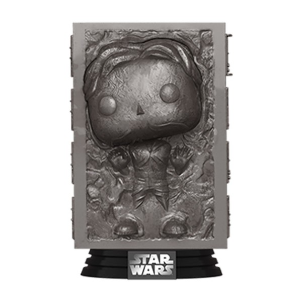 Funko POP! Star Wars - The Empire Strikes Back 40th Anniversary: Han in Carbonite