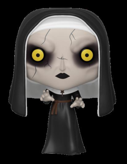Funko POP! Movies - The Nun: Nonne mit geschlossenem Mund