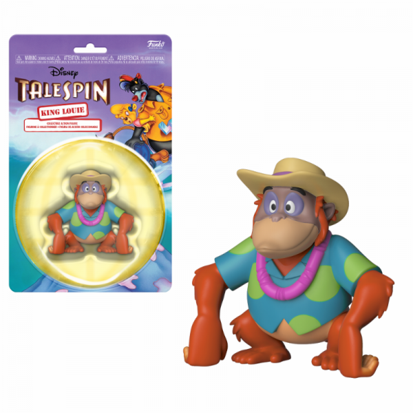 Funko Action Figure - Disney Afternoon: King Louie