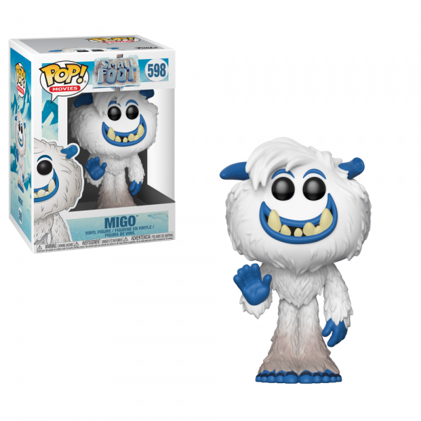 Funko POP! Movies - Smallfoot: Migo