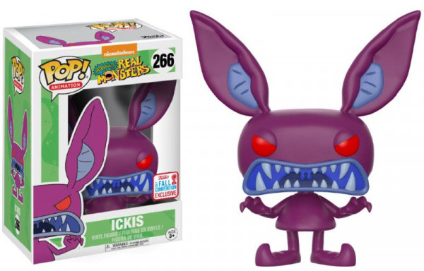 Funko POP! NYCC - Aaahh!!! Real Monsters: Scary Ickis
