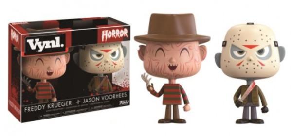 Funko Vynl - Freddy and Jason