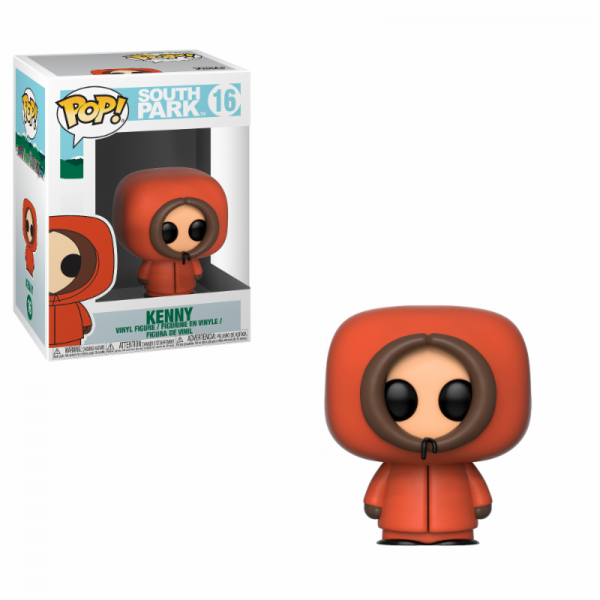 Funko POP! TV - South Park: Kenny