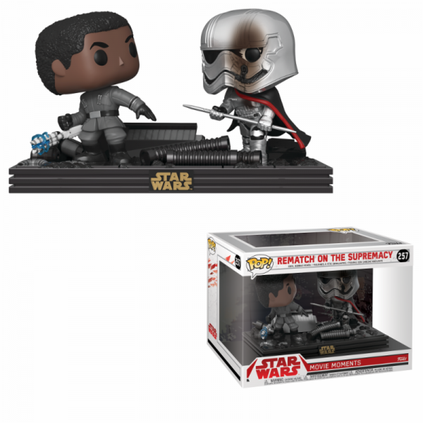 Funko POP! Star Wars - The Last Jedi Movie Moment - Rematch on the Supremacy