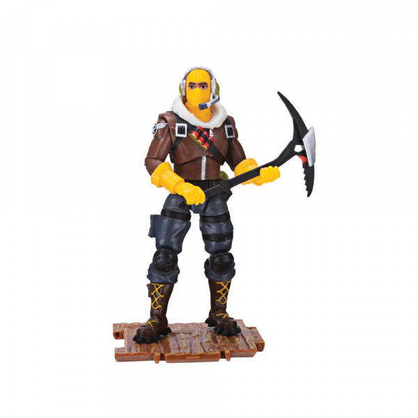 Jazwares - Fortnite Solo Mode Actionfigur: Raptor