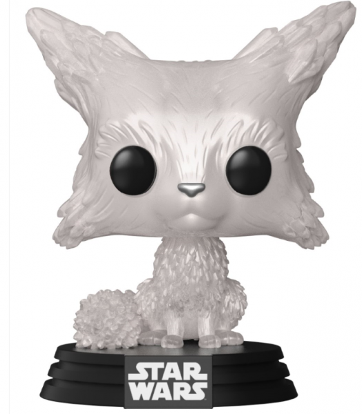Funko POP! Star Wars Episode VIII: Vulptex (Crystalline Fox)