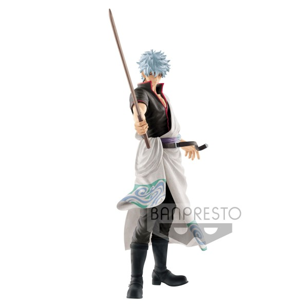 Banpresto - Gintama The Movie 2 Figur Gintoki Sakata (20cm)