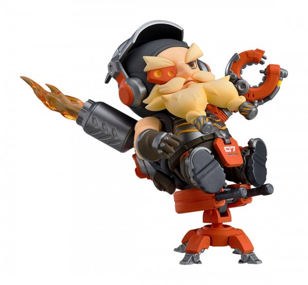 Good Smile Company - Overwatch Nendoroid Actionfigur Torbjrn Classic Skin Edition 10 cm