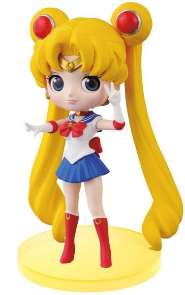 Banpresto - Sailor Moon Q Posket: Sailor Moon
