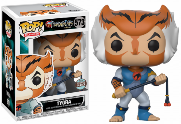 Funko POP! Animation - Thundercats: Tygra (Speciality Series)