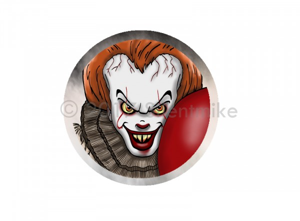 Lootstore Exklusiv-Button (Dezember): Lord of Clowns