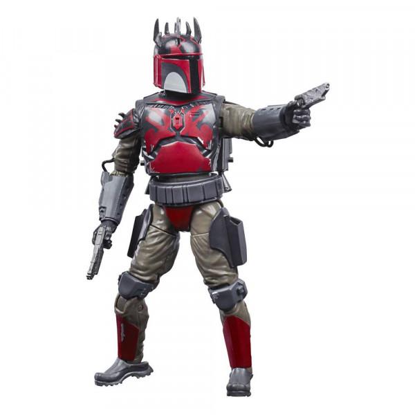 Hasbro - Star Wars The Clone Wars Black Series: Actionfigur 2020 Mandalorian Super Commando Walmart