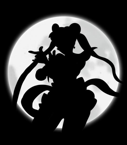 Lootgear - Sakura Worlds: Sailor in the Moon T-Shirt