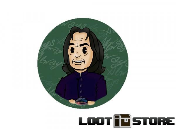 Lootstore Exklusiv-Button (April): Alan Snake