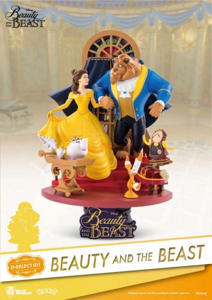 Beast Kingdom Toys - Die Schöne und das Biest Diorama