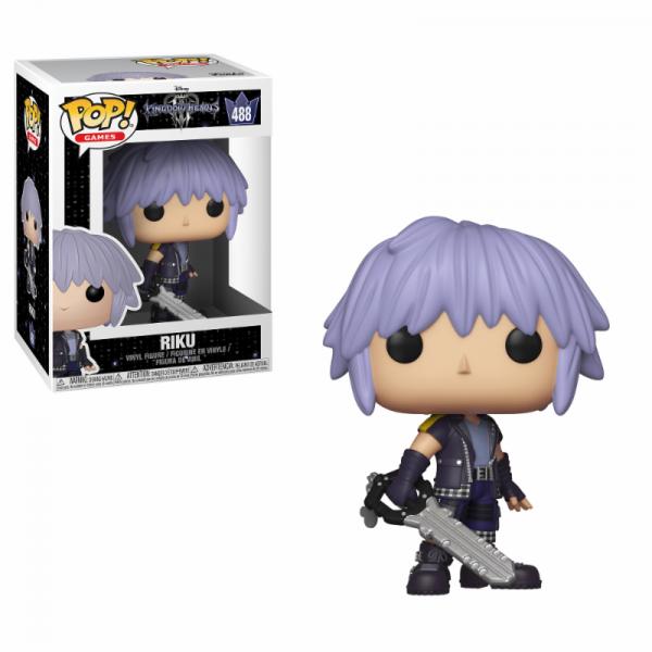 Funko POP! Games - Kingdom Hearts 3: Riku