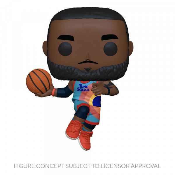 Funko POP! Movies - Space Jam 2: LeBron (Leaping)