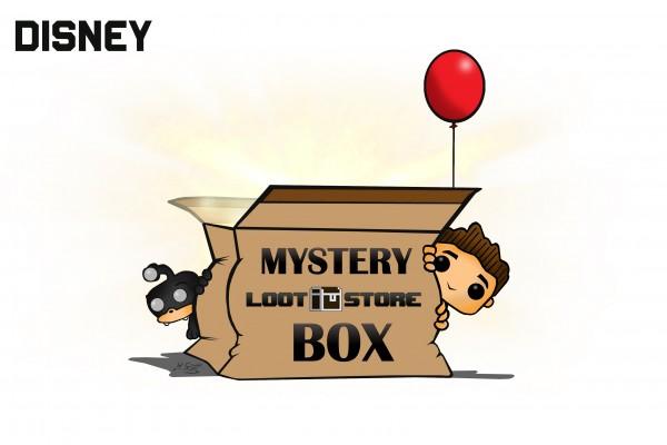 Funko Mystery Box - Disney Premium