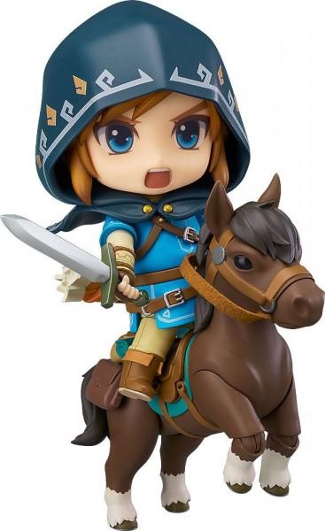 Good Smile Company - Legend of Zelda: Link Deluxe Nendoroid