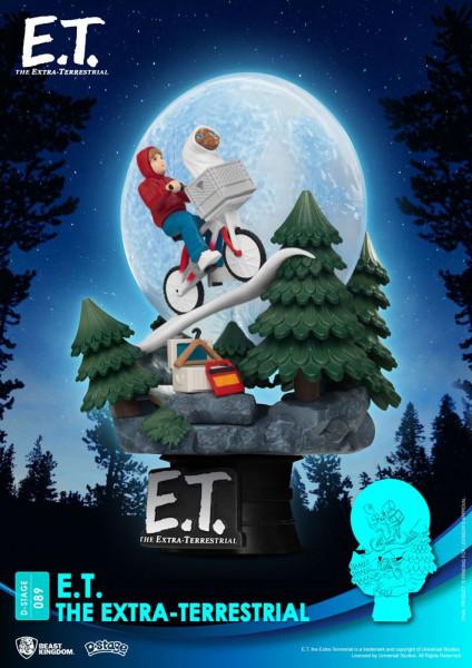 BKT - E.T. Der Außerirdische Movie Szene Diorama