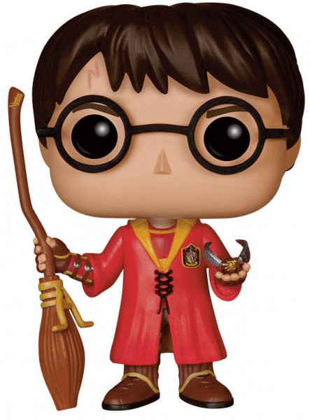 Funko POP! Harry Potter - Harry Quidditch