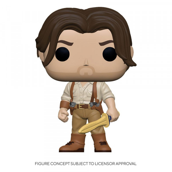 Funko POP! Movies - Die Mumie (2018): Rick O'Connell