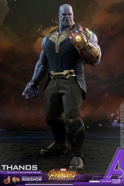 Hot Toys - Marvel - Avengers Infinity War: Thanos (1:6)