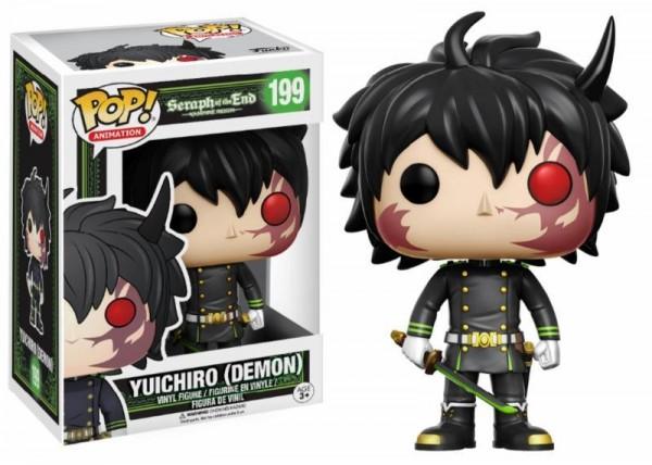 Funko POP! Animation - Seraph Of The End: Yuichiro Demon