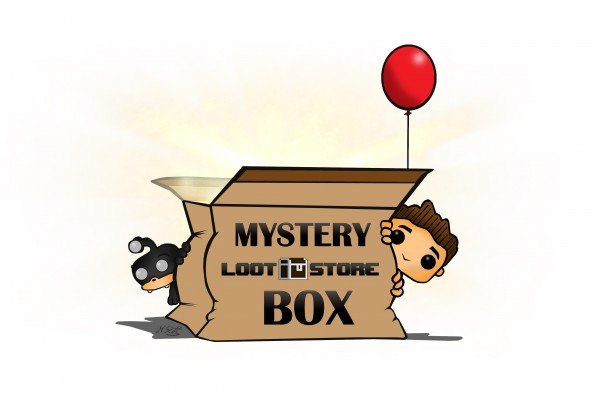 Lootstore Mystery Box - Magische Welten (November Box)