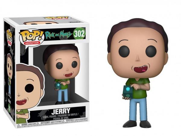 Funko POP! Animation - Rick & Morty: Jerry