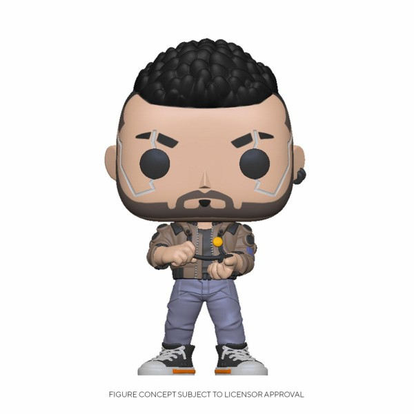 Funko POP! Games - Cyberpunk 2077: V-Male