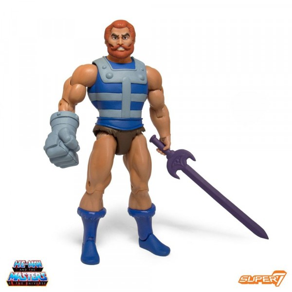 Super 7 - Masters of the Universe: Club Grayskull Fisto (18 cm)