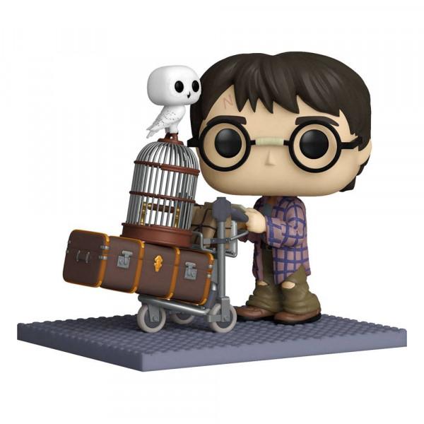 Funko POP! Deluxe - Harry Potter: Harry Pushing Trolley