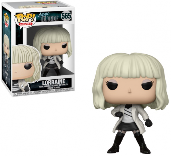 Funko POP! Movies - Atomic Blonde: Lorraine (Chase möglich!)