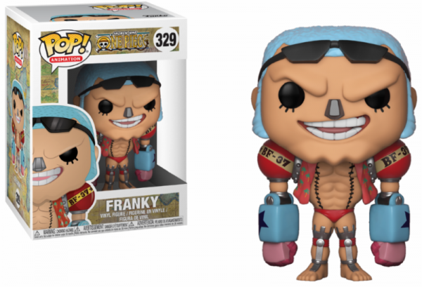 Funko POP! Animation - One Piece: Franky
