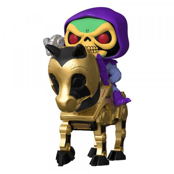 Funko POP! Rides - Animation - MOTU: Skeletor w/Night Stalker