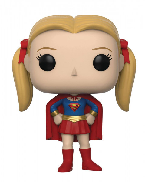 Funko POP! TV - Friends: Phoebe Buffay as Supergirl