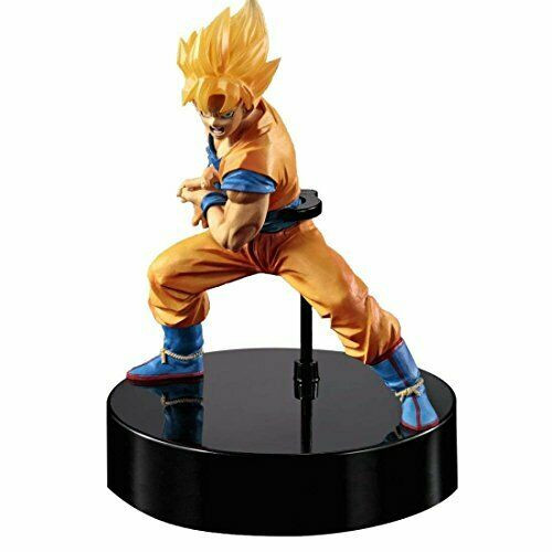 Banpresto - Dragonball Z: HG Luminous Hayakuute Super Saiyan Goku LED