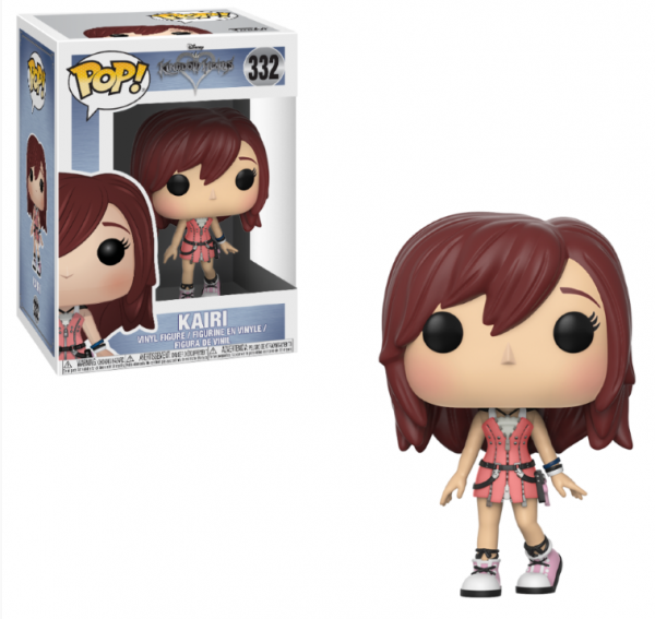 Funko POP! Games - Kingdom Hearts: Kairi