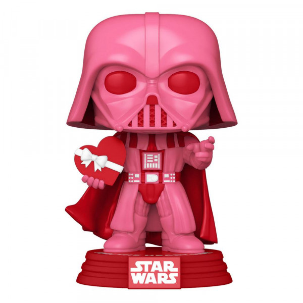 Funko POP! Star Wars - Valentines: Vader w/Heart