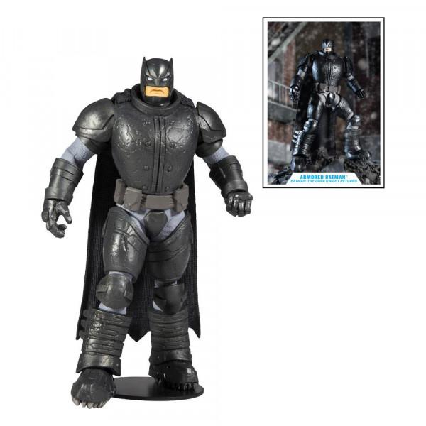 McFarlane - DC Multiverse Actionfigur: Armored Batman (The Dark Knight Returns)