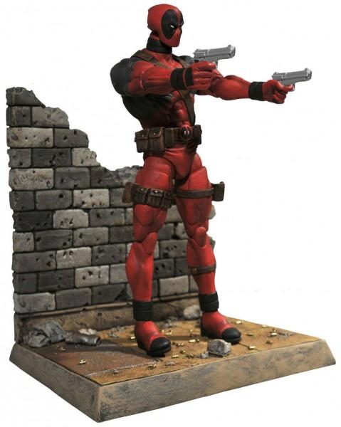 Diamond Select - Marvel Select Actionfigur Deadpool (18cm)