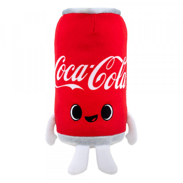 Funko Plüschfigur - Coca-Cola: Cola Can