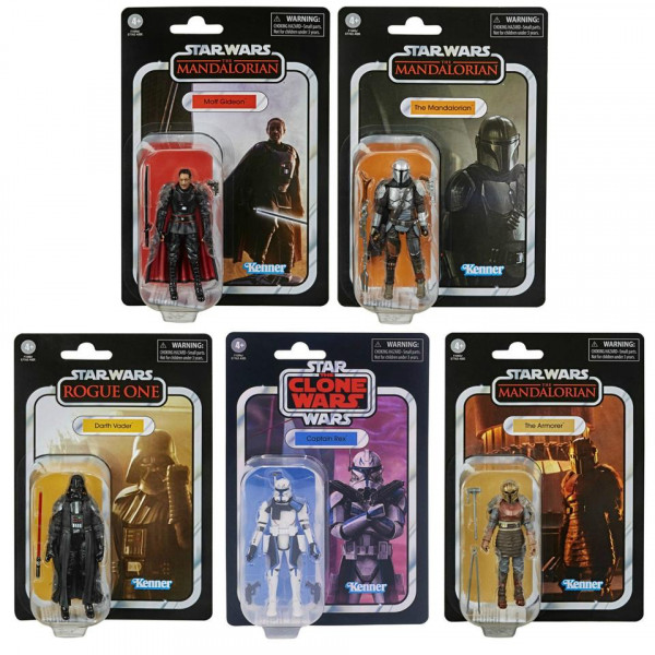 Hasbro - Star Wars Vintage Collection Actionfiguren: Figur Wählen