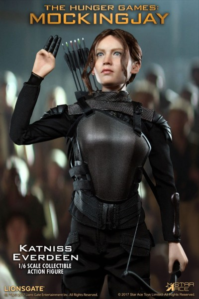Star Ace Toys: Tribute von Panem: Katniss Everdeen Sixth Scale 30 cm