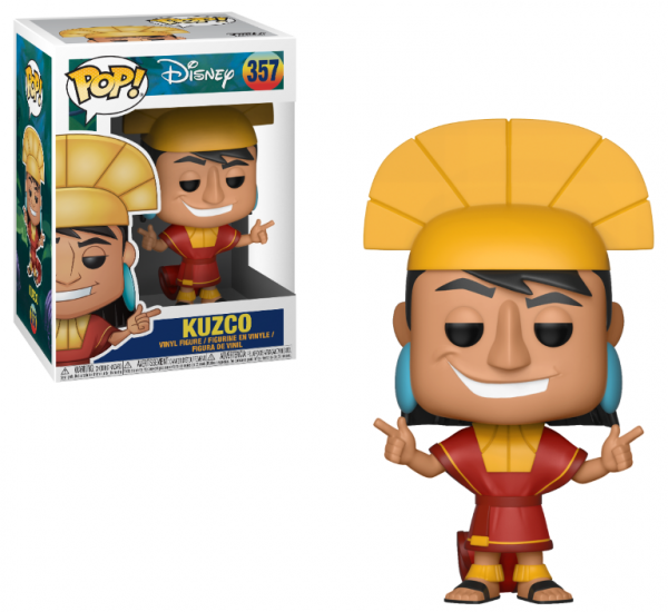 Funko POP! Disney - Ein Königreich für ein Lama: Kuzco